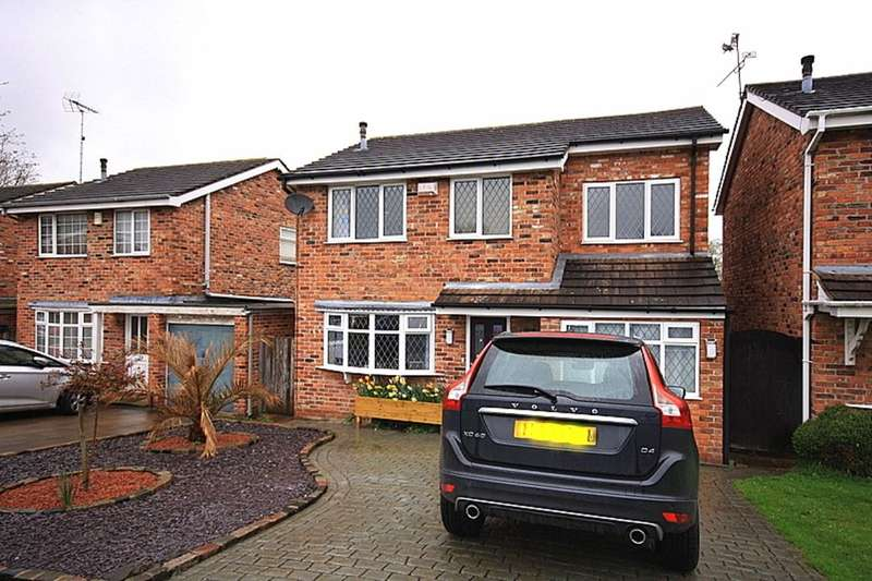 4 Bedrooms Detached House for sale in St. Lawrence Court, Nantwich, CW5