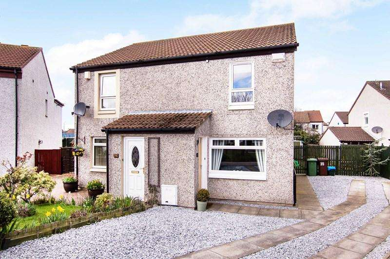 2 Bedrooms Property for sale in 35 Stoneybank Drive, Musselburgh, East Lothian, EH21 6TB