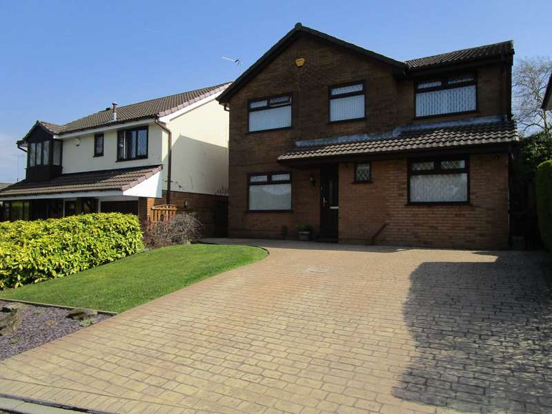 5 Bedrooms Detached House for sale in Ashwood Drive, Royton