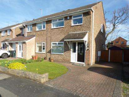 3 Bedrooms Semi Detached House for sale in Northbury Road, Great Sutton, Ellesmere Port, Cheshire, CH66
