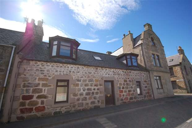2 Bedrooms Terraced House for sale in Main Street, Buckpool, Buckie