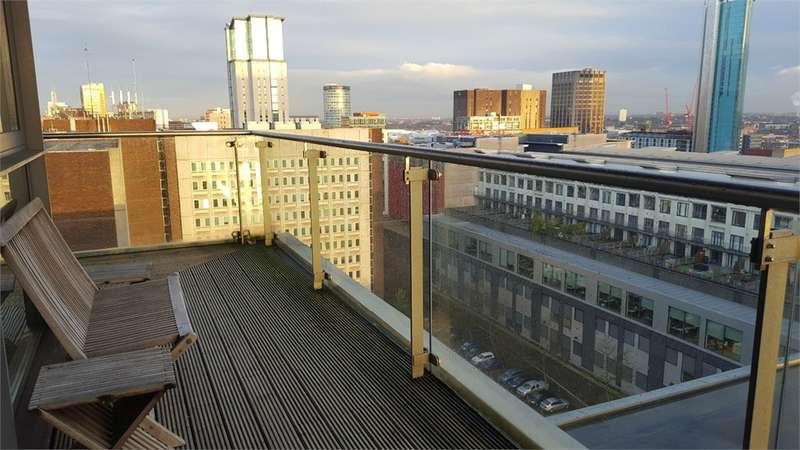 1 Bedroom Flat for sale in Centenary Plaza, 18 Holliday Street, BIRMINGHAM, West Midlands