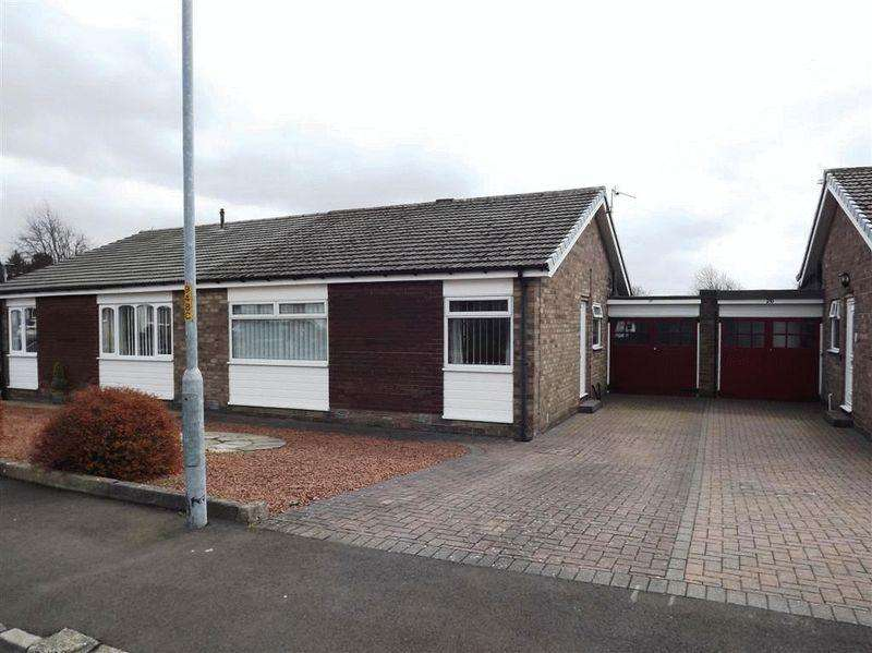 2 Bedrooms Bungalow for sale in Hareside, Cramlington