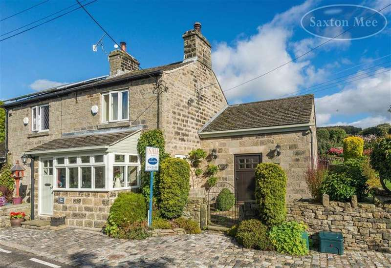 3 Bedrooms Semi Detached House for sale in Hollin House Lane, Near Loxley, Sheffield, S6