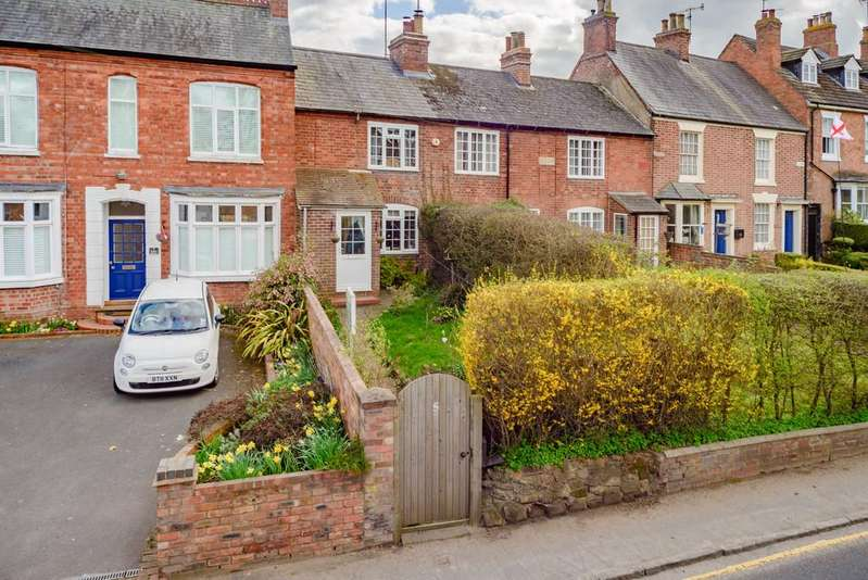 2 Bedrooms Terraced House for sale in Castle Road, Kenilworth
