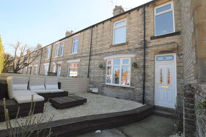 3 Bedrooms Terraced House for sale in Crookhill Terrace, Ryton