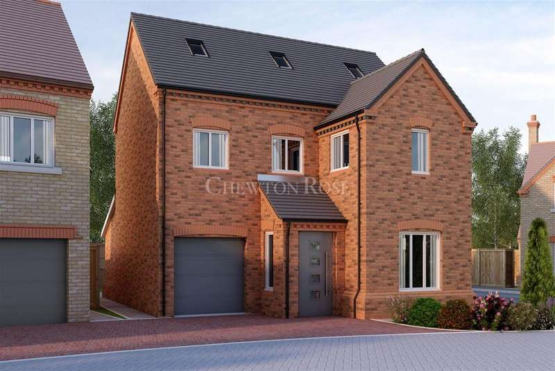 5 Bedrooms Detached House for sale in Chellaston, Derby, Derbyshire