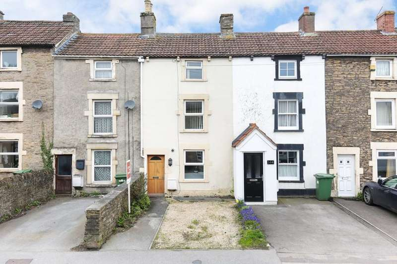 3 Bedrooms Terraced House for sale in Frome