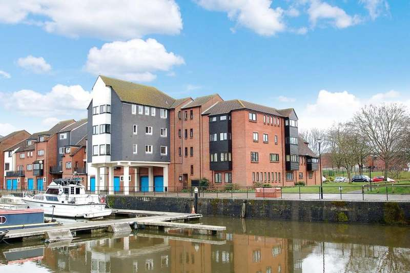 3 Bedrooms Apartment Flat for sale in Quayside, Bridgwater