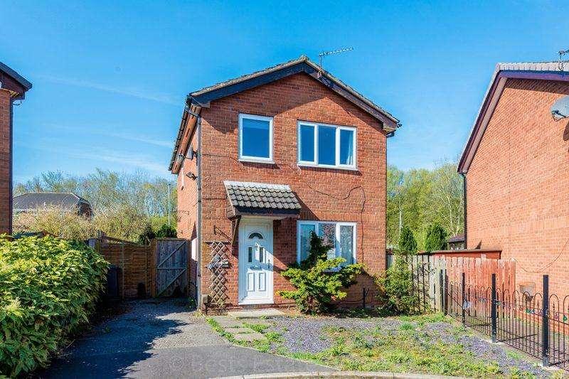 3 Bedrooms Detached House for sale in Aldersey Close, Norton, Runcorn