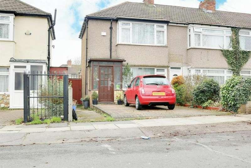 2 Bedrooms End Of Terrace House for sale in Winnington Road, Enfield, EN3