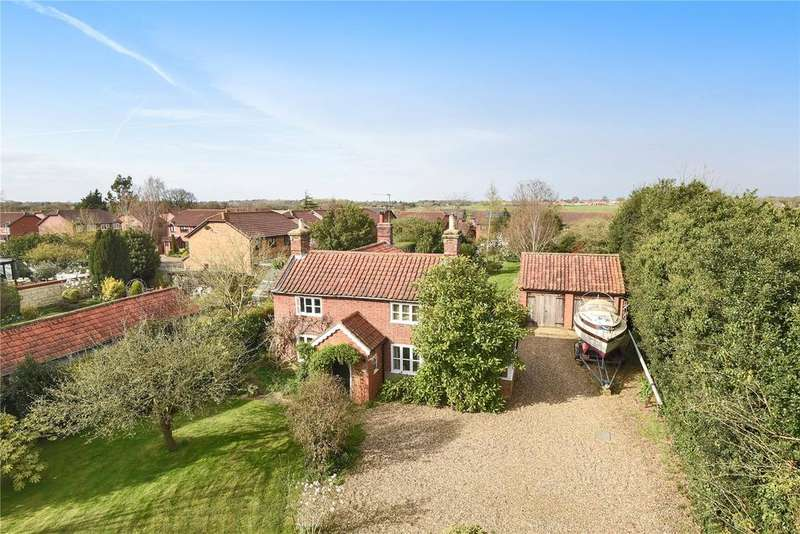 4 Bedrooms Detached House for sale in The Street, Brundall, Norwich