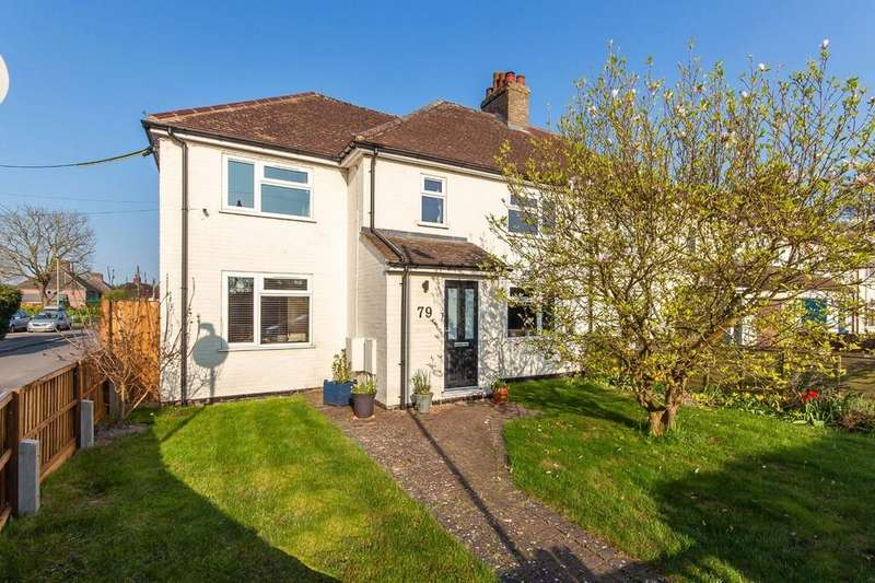 4 Bedrooms Semi Detached House for sale in Teversham, Cambridge