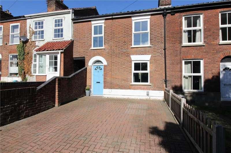 3 Bedrooms Terraced House for sale in Alma Terrace, Norwich