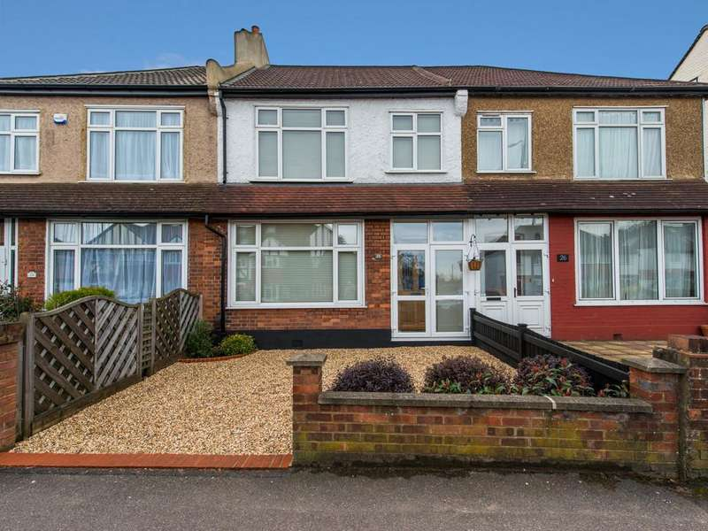 3 Bedrooms Terraced House for sale in Westmead Road, Sutton