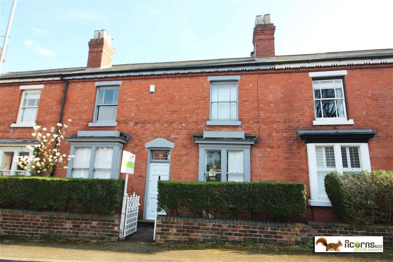 3 Bedrooms Terraced House for sale in Sandy Mount Road, Walsall
