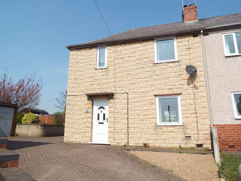 3 Bedrooms Semi Detached House for sale in 9 Jubliee Place S80