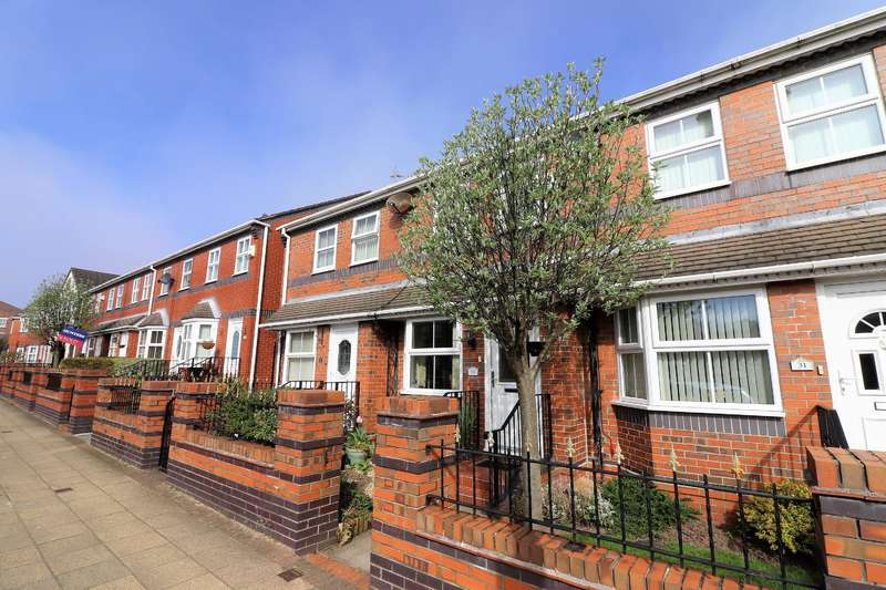 2 Bedrooms Terraced House for sale in Victoria Parade, Wallasey, CH45 2PH