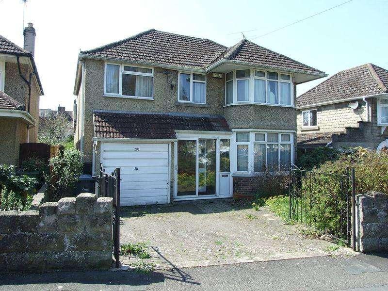 5 Bedrooms Detached House for sale in Bellefield Crescent, Trowbridge