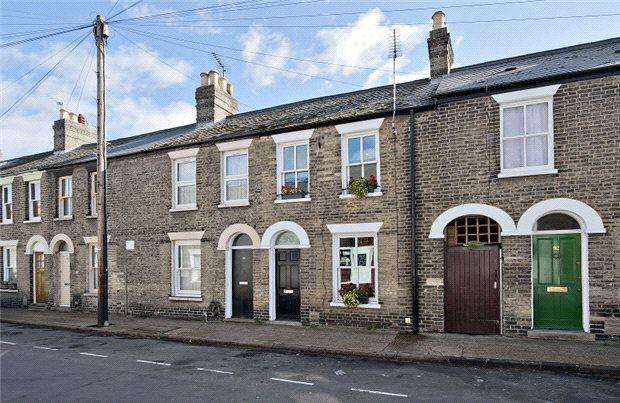 2 Bedrooms House for sale in Gwydir Street, Cambridge