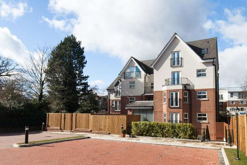 2 Bedrooms Apartment Flat for sale in At Montague House, Edgbaston