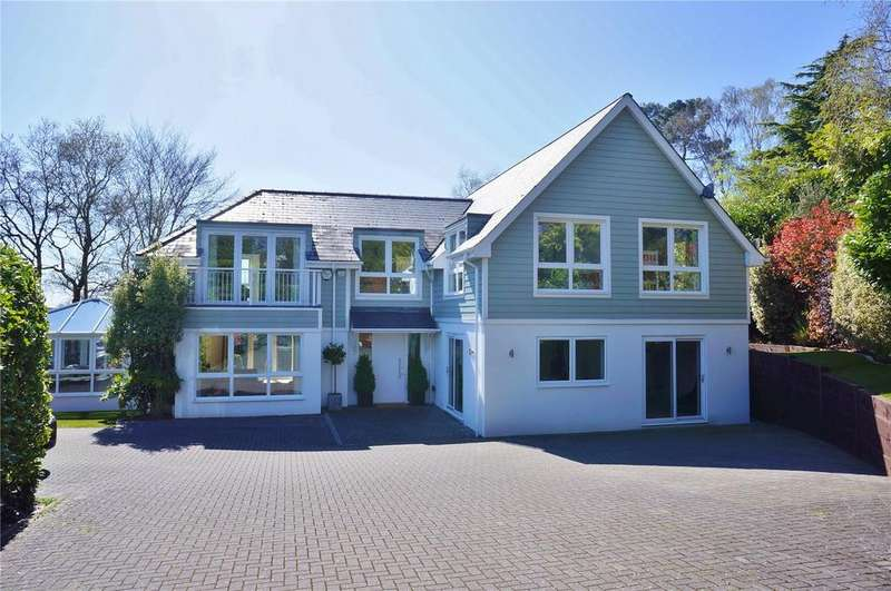 5 Bedrooms Detached House for sale in Birchwood Road, Lower Parkstone, Poole, Dorset, BH14