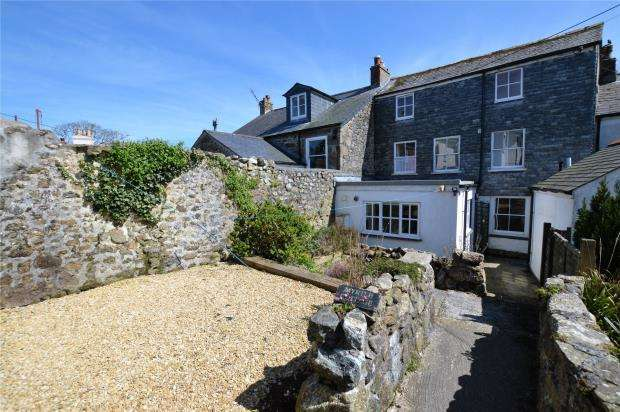 3 Bedrooms Terraced House for sale in Church Road, Madron, Penzance, Cornwall