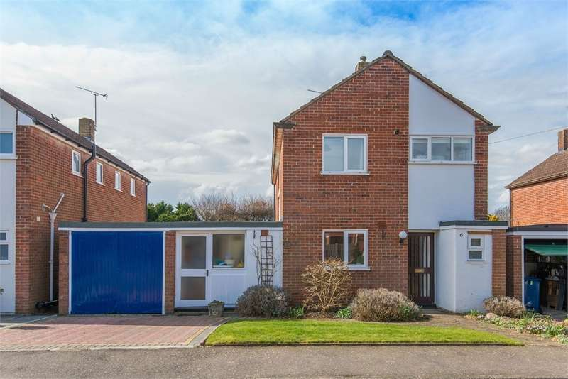 4 Bedrooms Detached House for sale in Copthall Close, Chalfont St Peter, Buckinghamshire