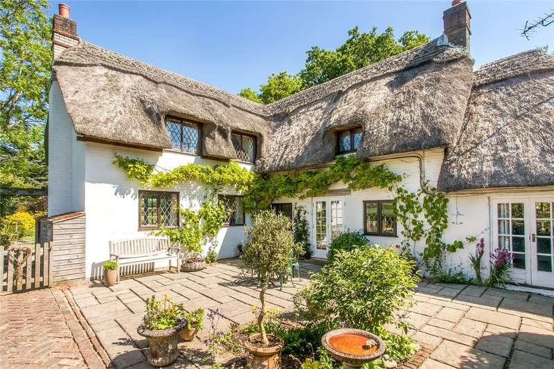 5 Bedrooms Detached House for sale in Limekiln Lane, Bishops Waltham, Hampshire, SO32