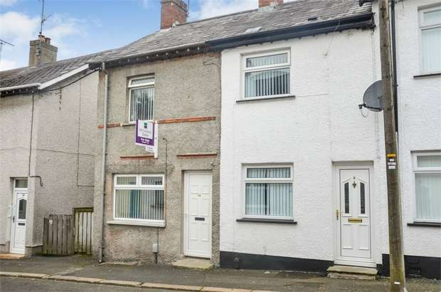 3 Bedrooms End Of Terrace House for sale in Wilson Street, Lisburn, County Antrim
