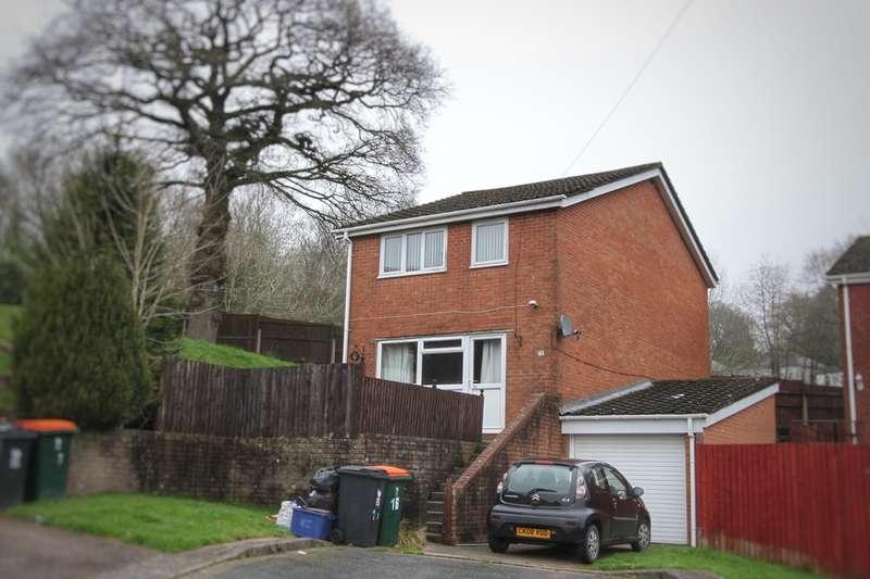 4 Bedrooms Detached House for sale in Bryn Bevan, Newport