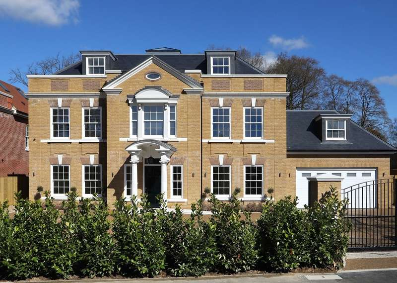 6 Bedrooms Detached House for sale in Gregories Road, Beaconsfield, HP9