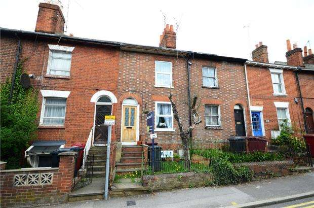3 Bedrooms Terraced House for sale in Southampton Street, Reading, Berkshire