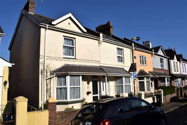3 Bedrooms Terraced House for sale in Collingwood Road, Paignton, Devon