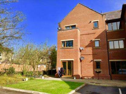 2 Bedrooms Flat for sale in Linwood House, Seymour Road, Bolton, Greater Manchester