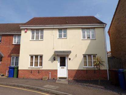 3 Bedrooms End Of Terrace House for sale in Chafford Hundred, Grays, Essex