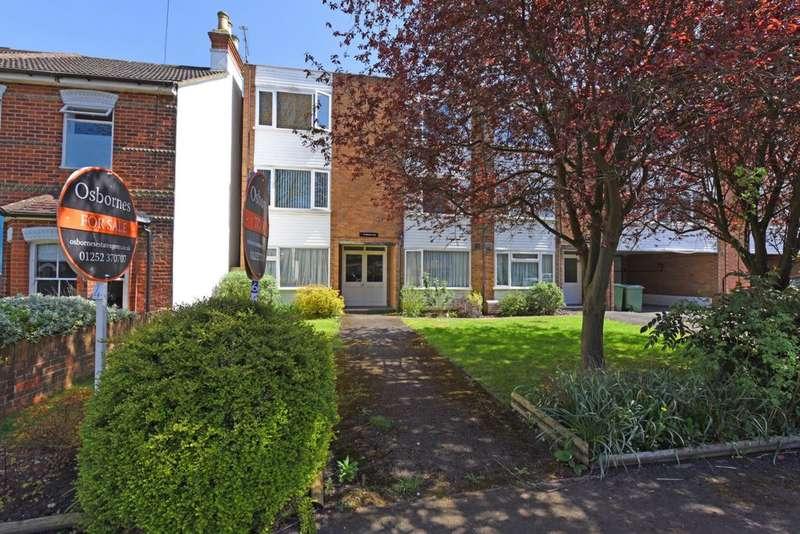 1 Bedroom Apartment Flat for sale in Osborne Road, North Camp, GU14