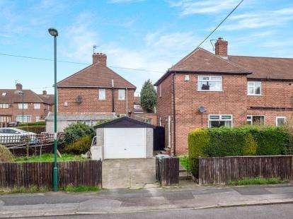 2 Bedrooms End Of Terrace House for sale in Felstead Road, Nottingham, Nottinghamshire