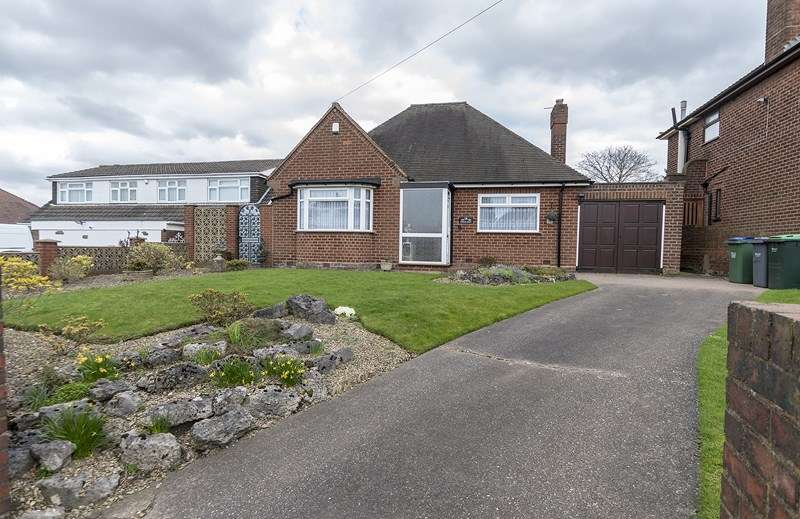 2 Bedrooms Detached Bungalow for sale in Lower City Road, Tividale, Oldbury