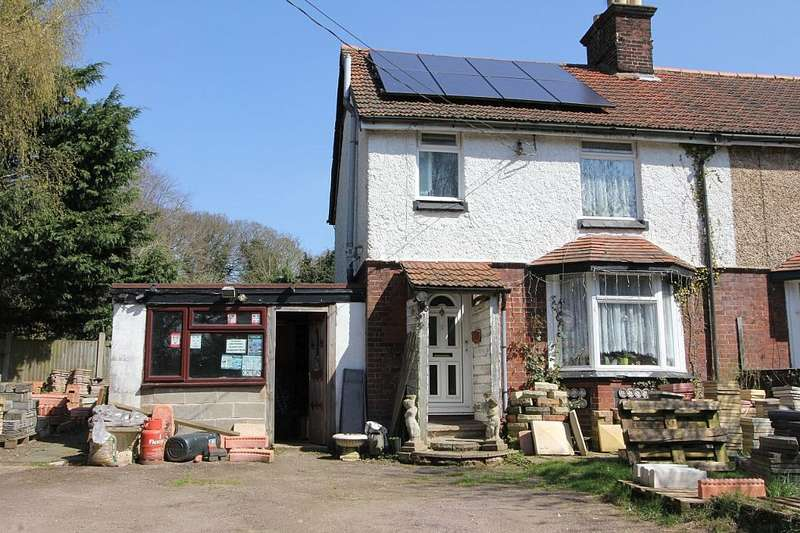 3 Bedrooms Semi Detached House for sale in Chapel Road, Roughton, Norwich, Norfolk, NR11 8QP
