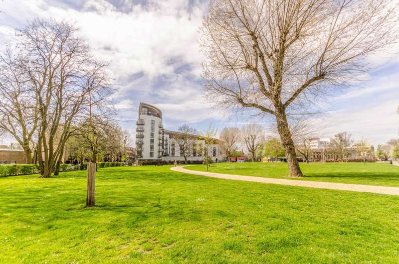 2 Bedrooms Flat for sale in Artesian House, Bermondsey, SE1