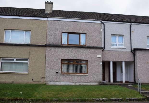 3 Bedrooms Terraced House for sale in Clavens Road, Penilee, G52