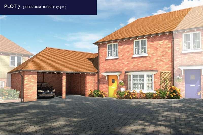 3 Bedrooms Link Detached House for sale in Maidstone Road, , Lenham, Kent