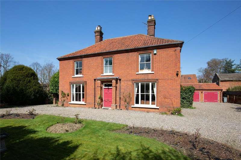 5 Bedrooms Detached House for sale in The Street, Brundall, Norfolk, NR13