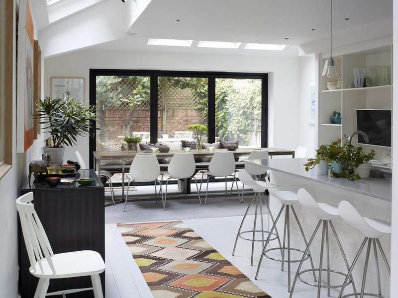 4 Bedrooms Terraced House for sale in Margravine Gardens, Barons Court, London, W6