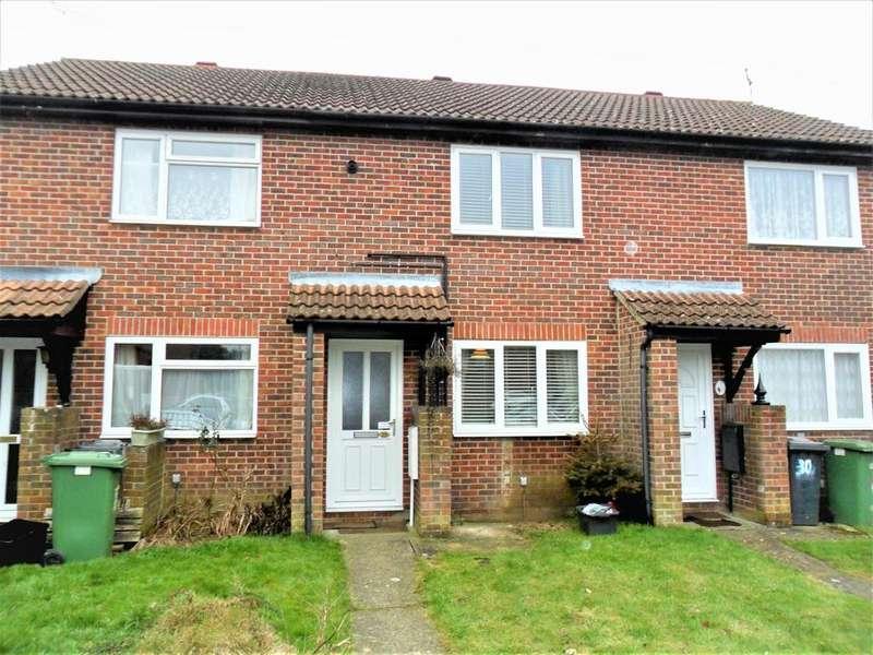 2 Bedrooms Terraced House for sale in SUNBURY CLOSE, BORDON GU35