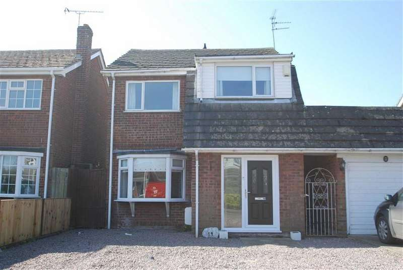 3 Bedrooms Link Detached House for sale in Beech Grove, Donington, Spalding