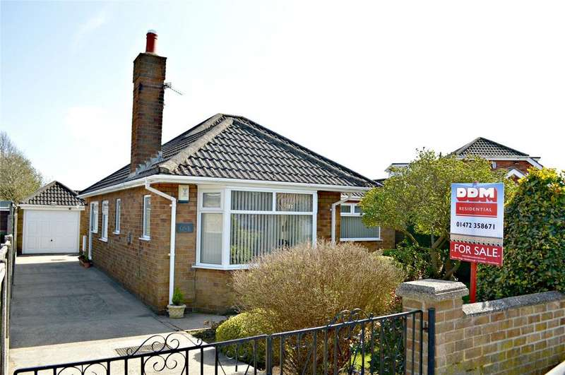 2 Bedrooms Detached Bungalow for sale in Fallowfield Road, Scartho, Grimsby, DN33