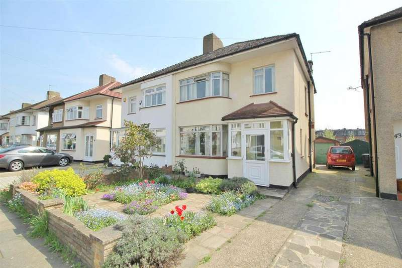 3 Bedrooms Semi Detached House for sale in Apple Grove, Enfield