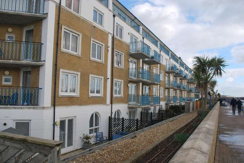3 Bedrooms Duplex Flat for rent in Collingwood Court, The Strand, Brighton Marina, Brighton BN2